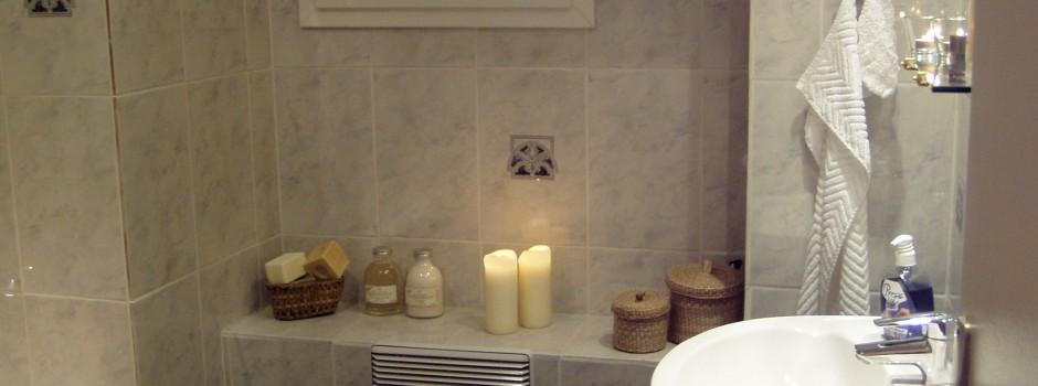 Badeværelset 1 - Udlejning-nice.dk