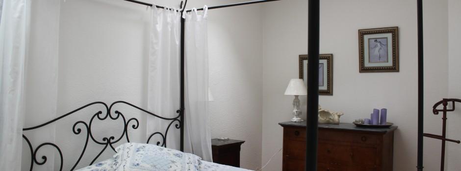 Soveværelse 1 - Udlejning-nice.dk